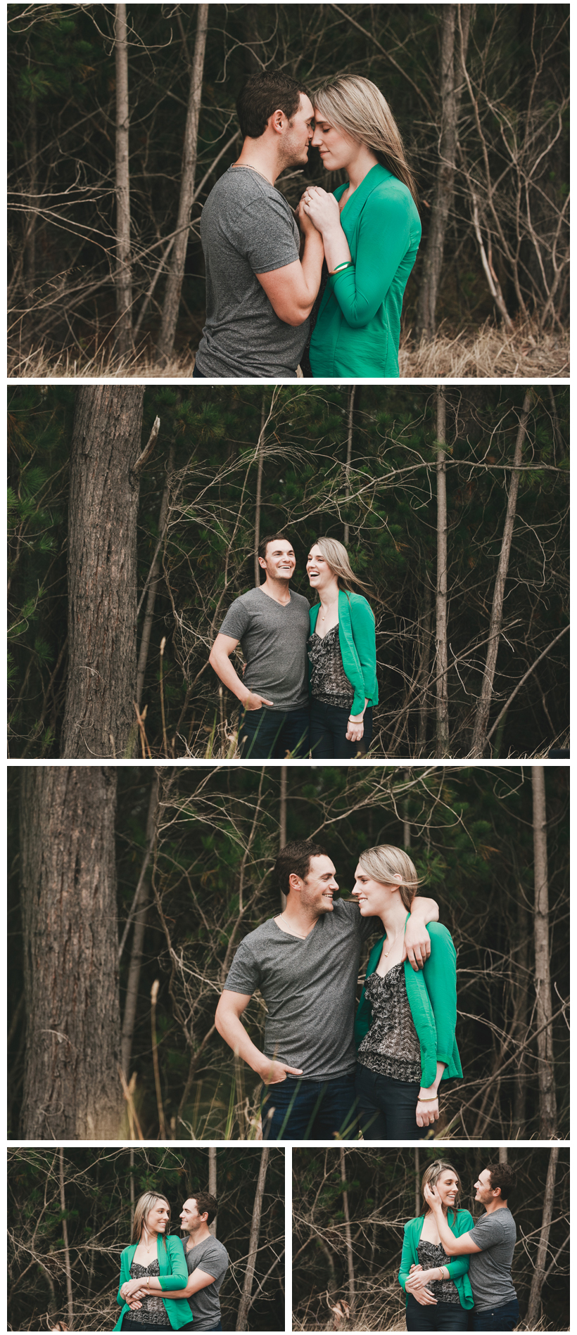 Haute Photography, engagement shoot, e-shoot, couples shoot, Danae Studios
