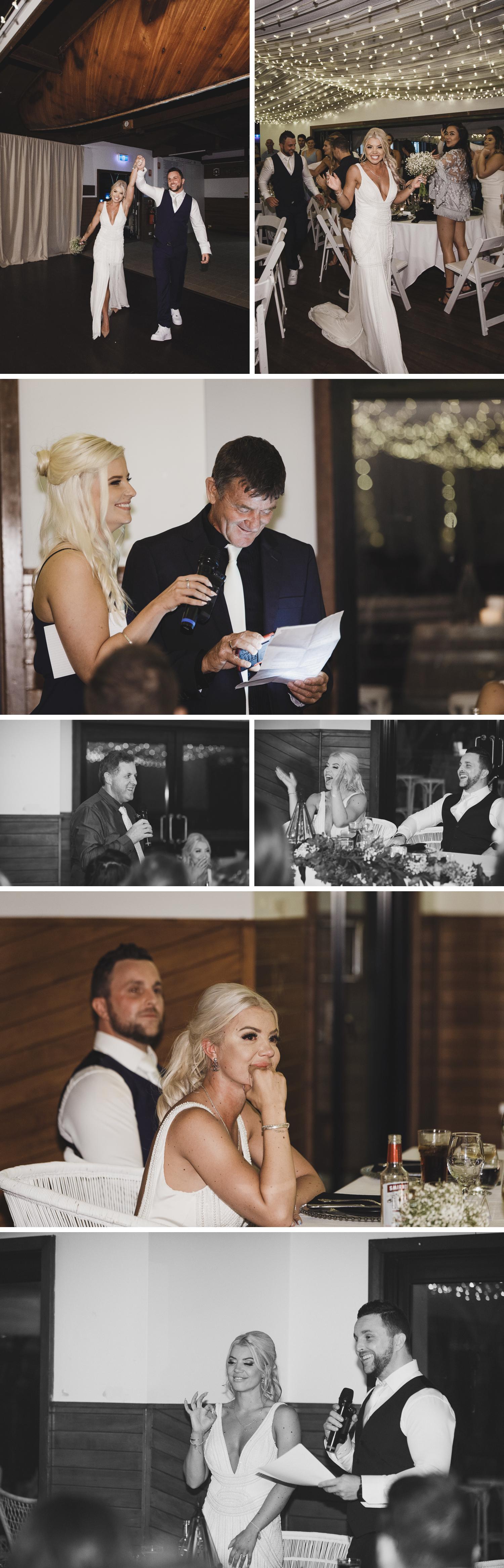 Byron Bay Victoria Wedding Photos, Byron Bay Surf Club Wedding, Byron Bay Lighthouse, Bride and Groom Embracing Wedding Photos by Danae Studios