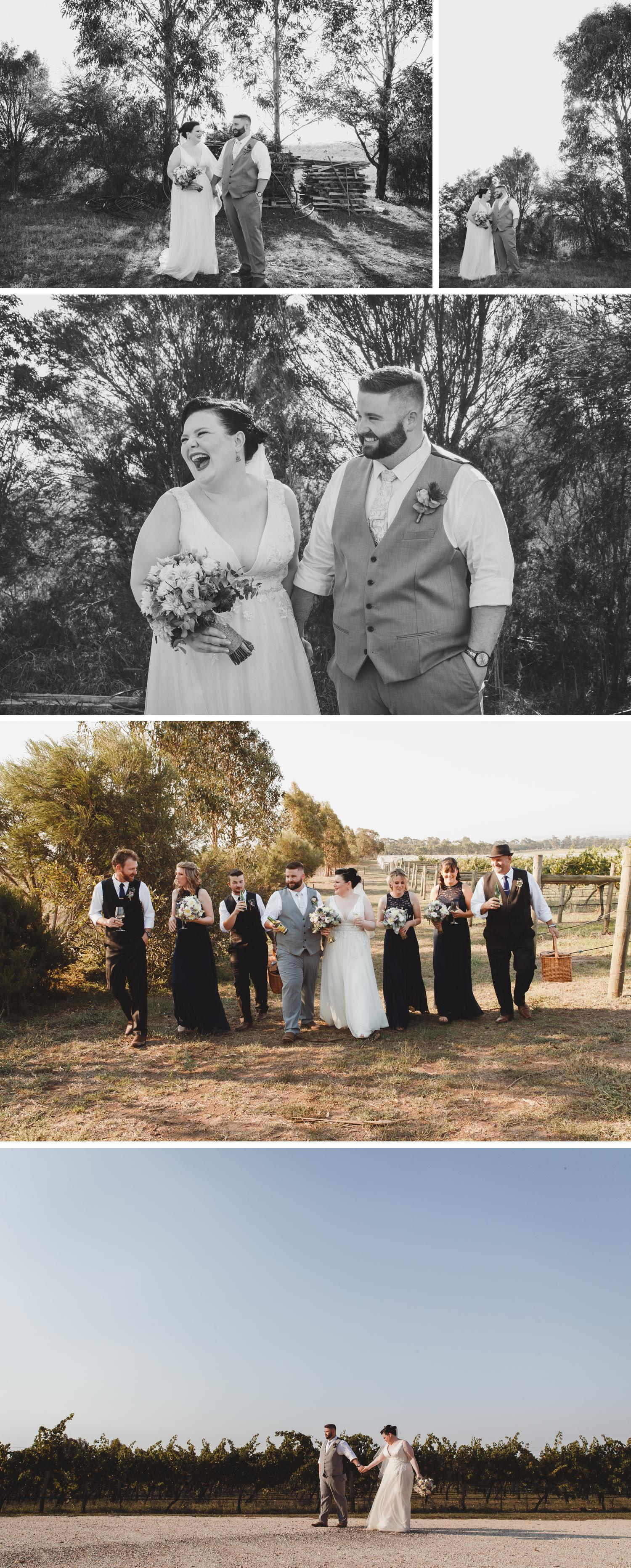 The Vines on Avon Wedding Photo by Danae Studios