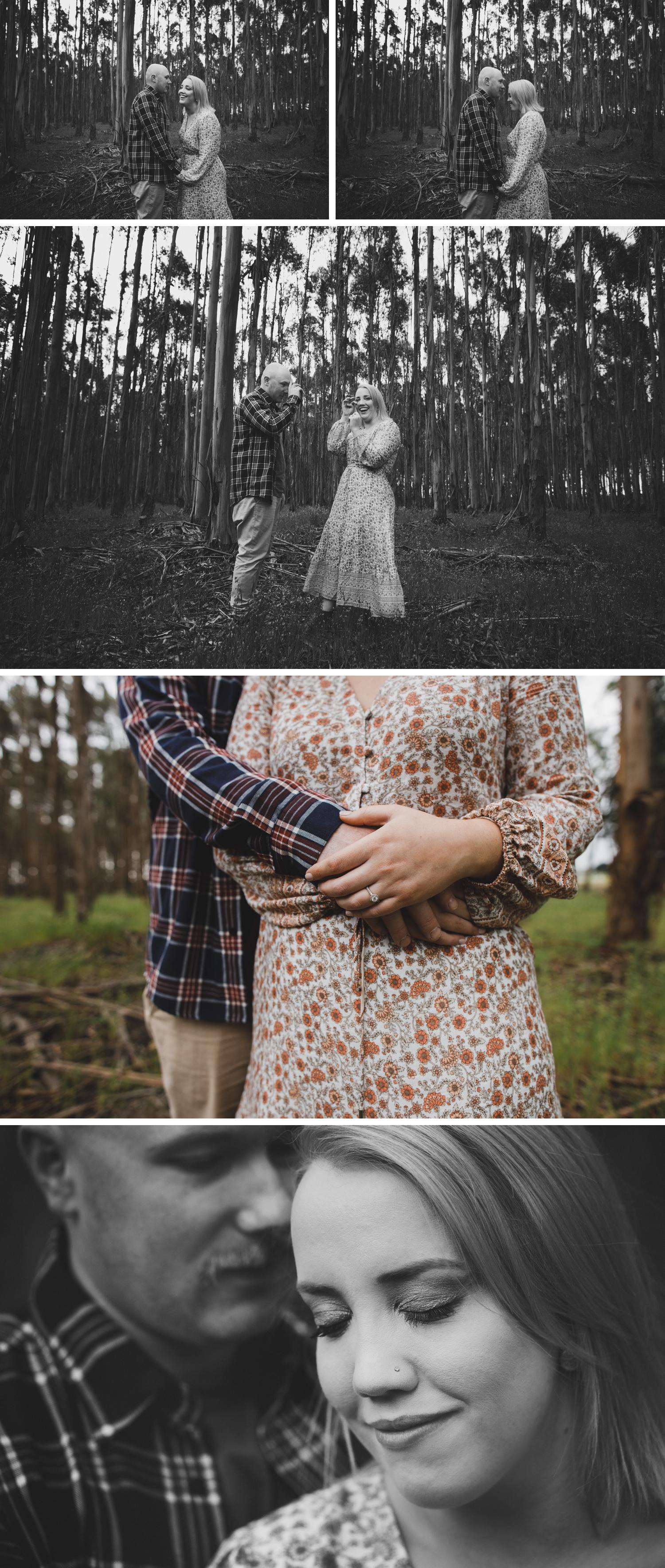 Country Engagement Session by Danae Studios