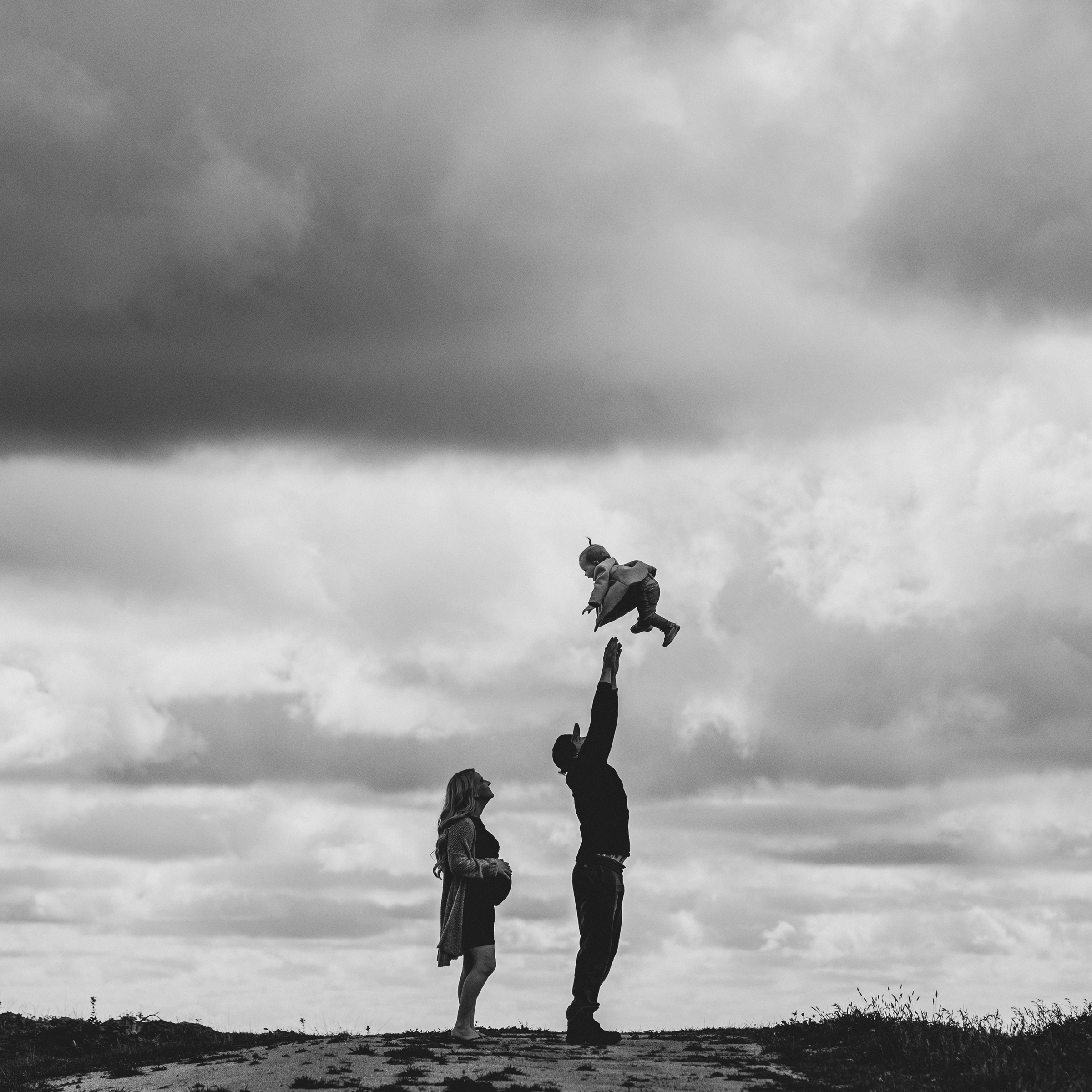 Portrait Family Photography by Danae Studios