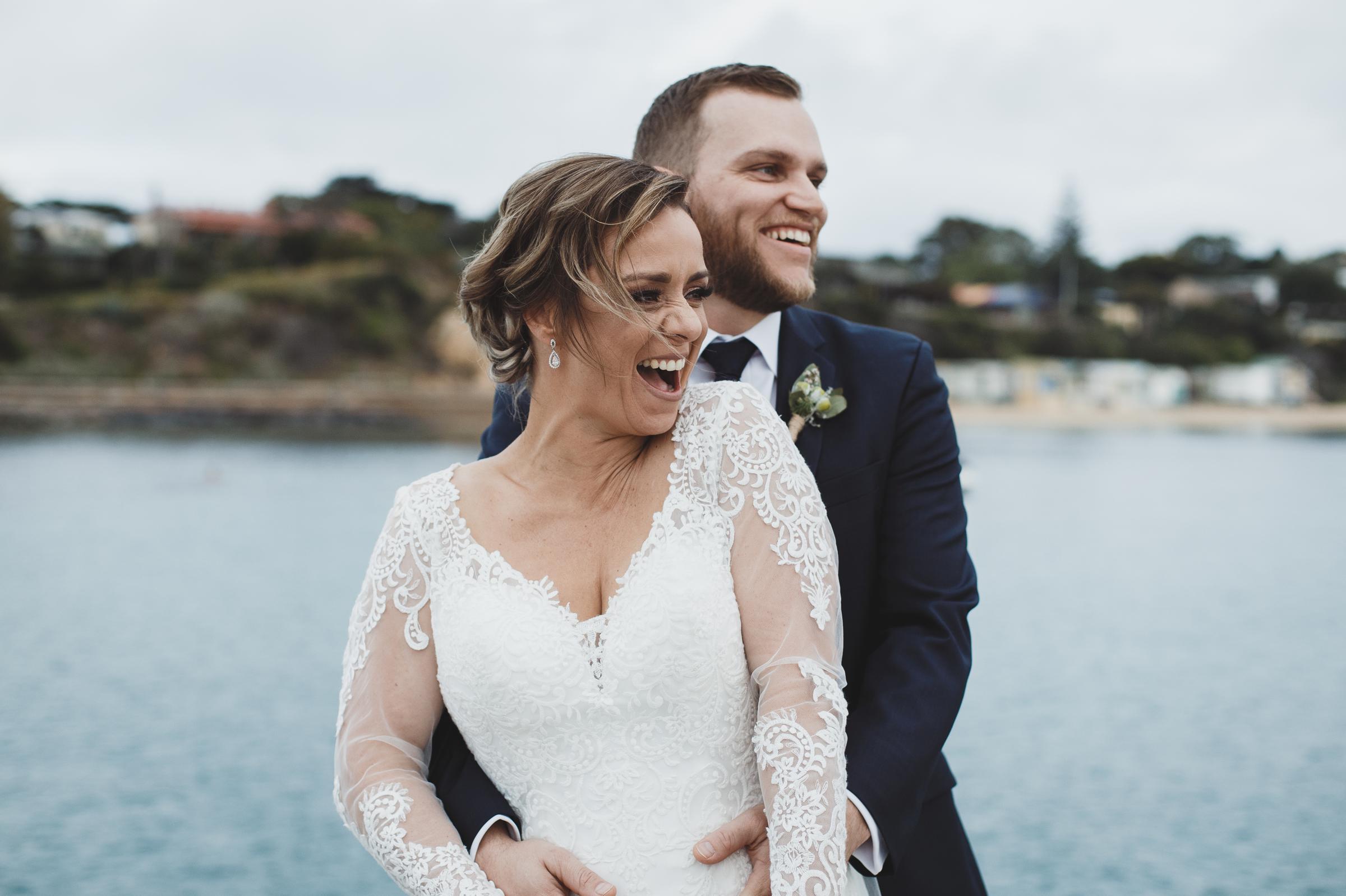 All Smiles Sorrento, Mornington Peninsula Wedding Photography, Videography by Danae Studios